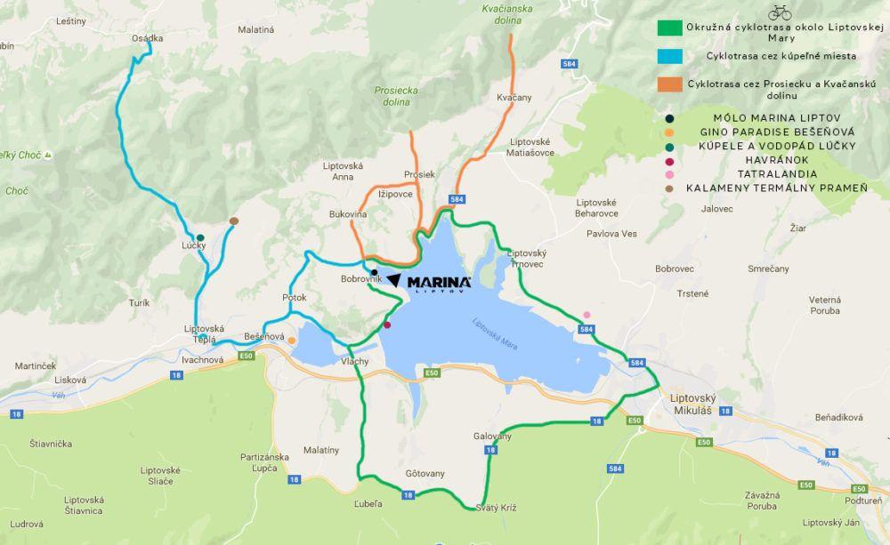 Cyklomapa _kemp Marina